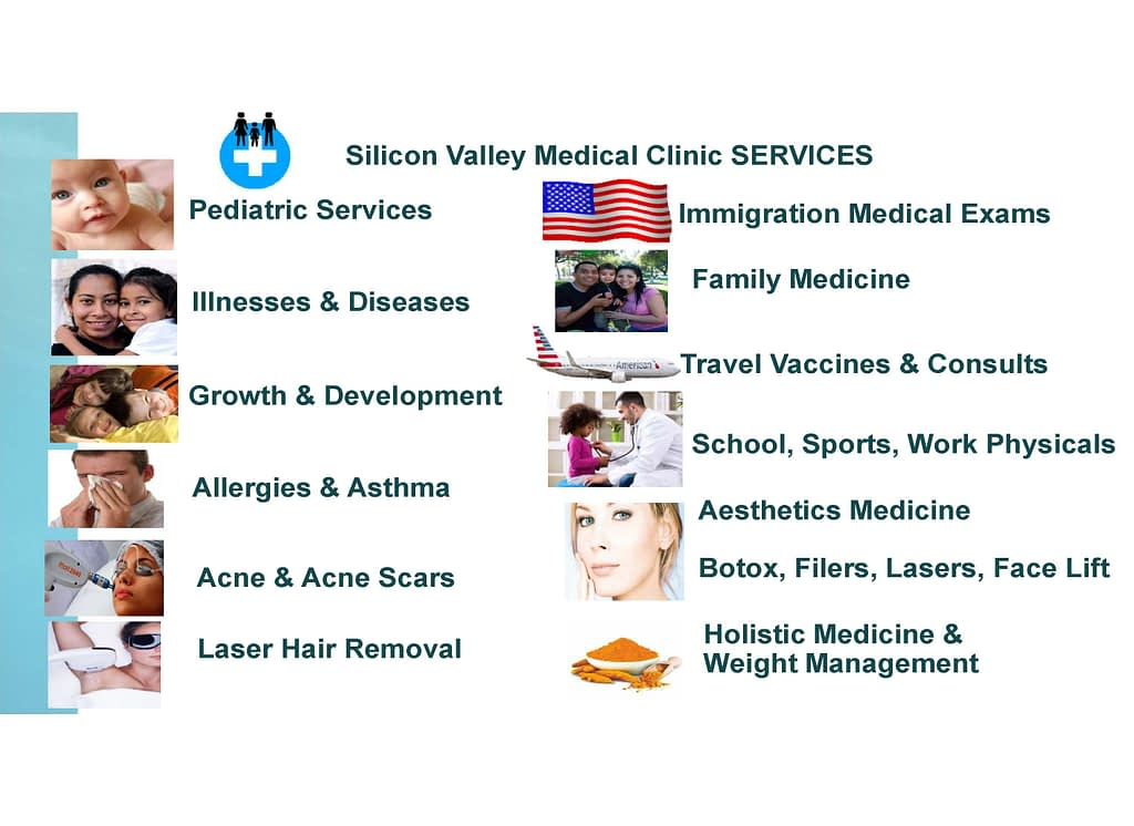 Silicon Valley Medical Clinic Services