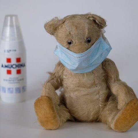 teddy bear silicon valley medical clinic